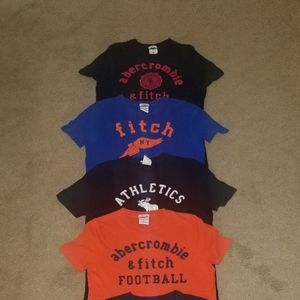 Boys Abercrombie T Shirts